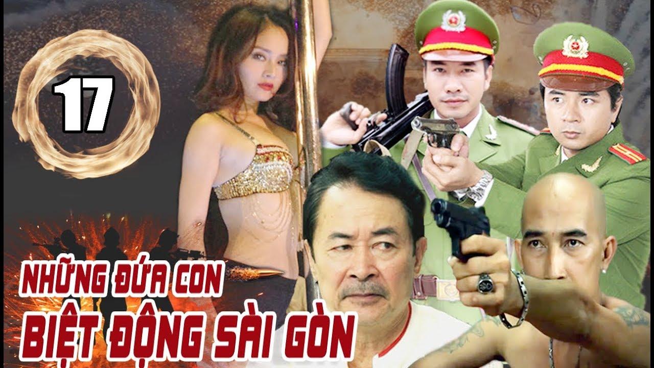 Những Đứa Con Biệt Động Sài Gòn – Tập 17 | Phim Hình Sự Việt Nam Mới Hay Nhất