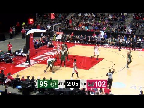 Cliff Alexander (20 points) Highlights vs. Windy City Bulls