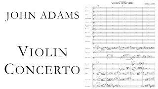 John Adams - Violin Concerto (1993)