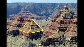 Ancient Egyptian Statues in America - Grand Canyon New Discoveries