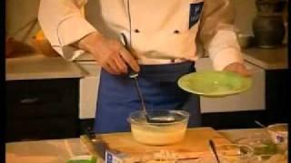 Суп из грибов вешенок: видеорецепт от Valio