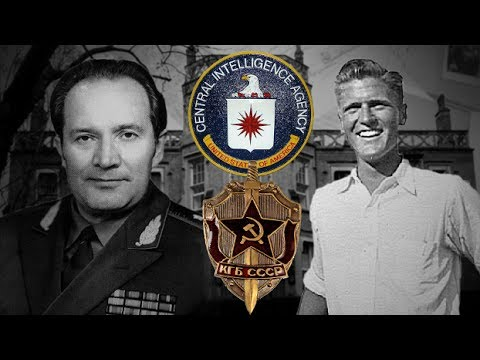 The Confessions of Spy Masters: CIA's Tennent Pete Bagley &