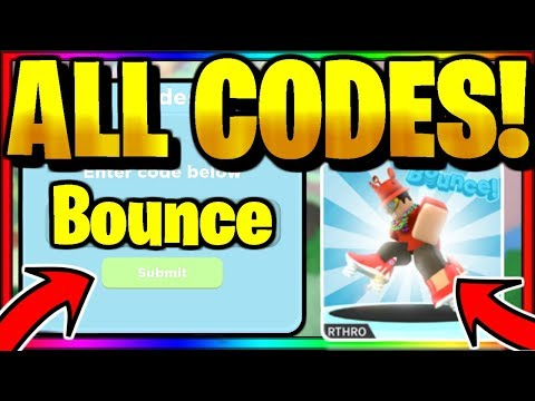 Bounce Simulator Codes Roblox July 2020 Mejoress