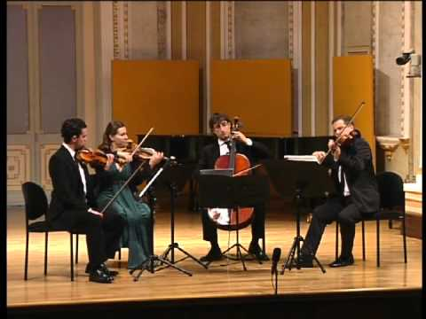 Oblivion  Astor Piazzolla  Cuarteto Versus