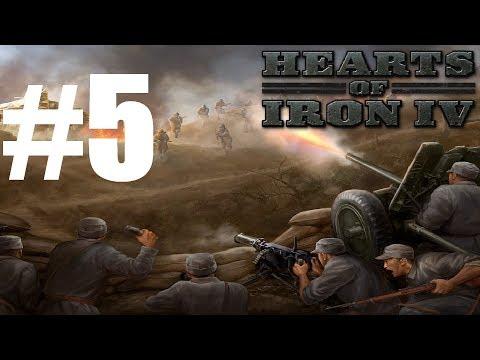 Bölüm 5 - Hoi4 The Great War Modu Türkçe (Almanya Serisi)