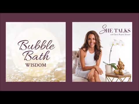 Bubble Bath Wisdom: How to Meditate Like a Woman