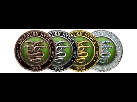 Csgo Profilbild silberne operation münze am ersten tag? | cs:go hydra event: war