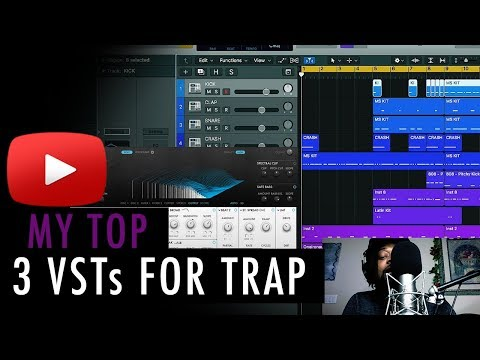 My Top 3 VST Plugins For Making Trap Beats | Best VST