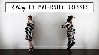 Easy Diy Maternity Dresses