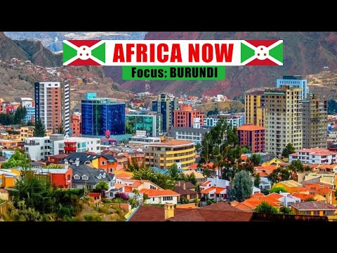 Overview of Burundi - People, Economy, Tourism and lots more [Welcome to Burundi]
