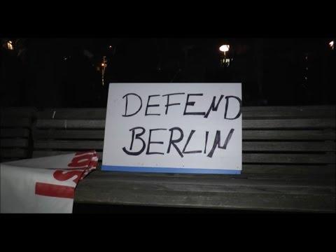 Berlin gedenkt der Terroropfer