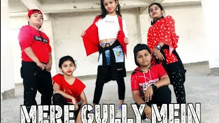 Mere Gully Mein | Dance Choreography | Mj Dance Studio | Pritam Patil Choreography
