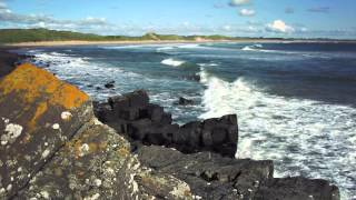 Seascapes of Northumberland
