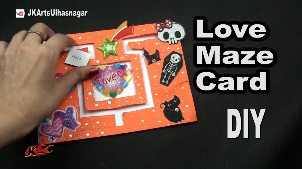 How to make a love scrapbook