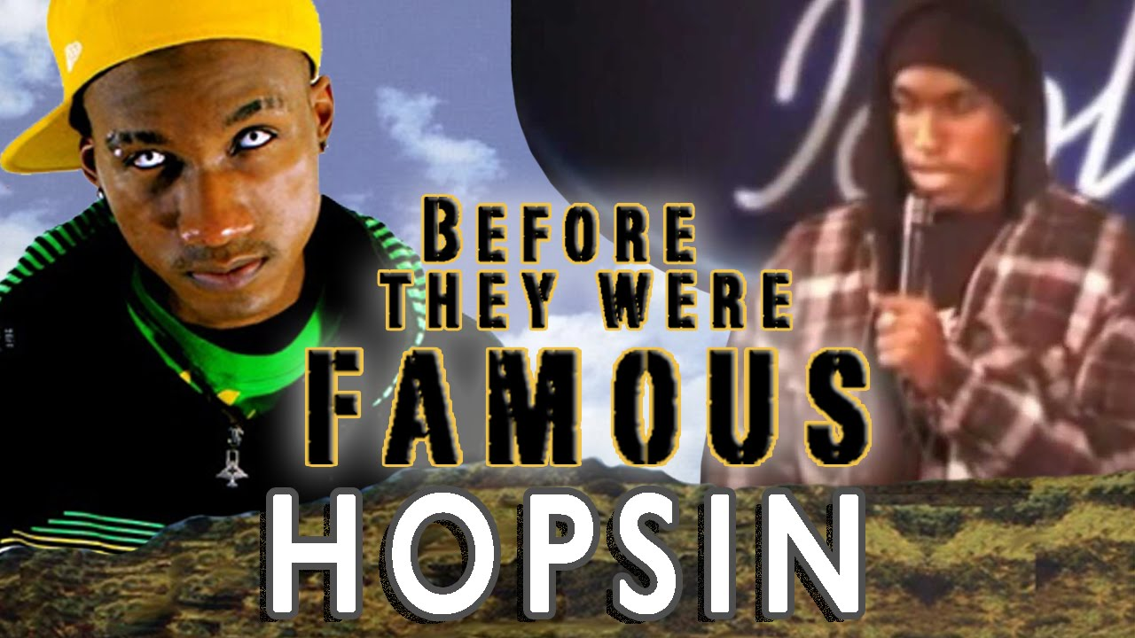 Hopsin before they were famous