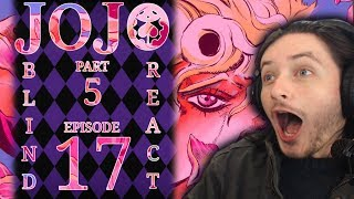 Teeaboo Reacts - Jojo's Bizarre Adventure Part 5 Episode 17 - The Day (That You Gave Me a Son)