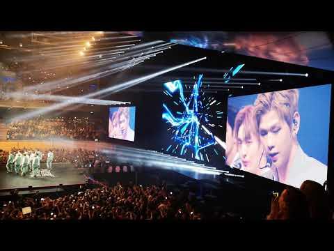KBS Music Bank in Berlin/Germany Wanna One - Energetic + Light