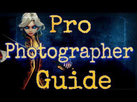 11 Joseph ( Photographer ) !   Chinese Pro Player!   Identity V