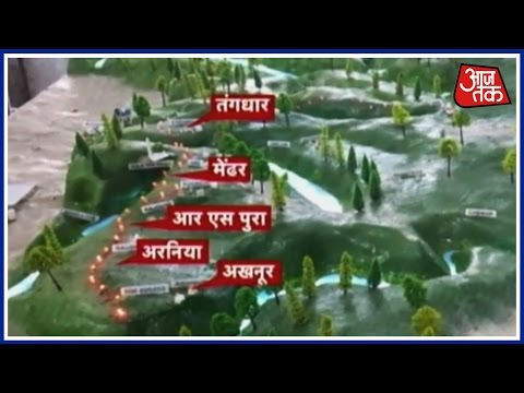 Dastak: Pakistan Army Launches Multiple Attacks Along LoC