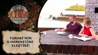 Survivor Panorama | 53. Bölüm | Turabi'nin o hareketine eleştiri!