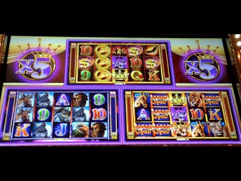 triple trouble slot game