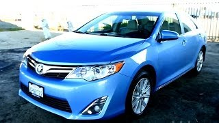 2012 Toyota Camry Review - Kelley Blue Book
