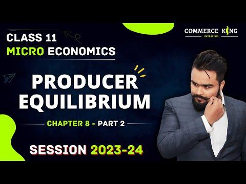 #30, Break-even point, shutdown point, Producer equilibrium (Class 12 microeconomics)