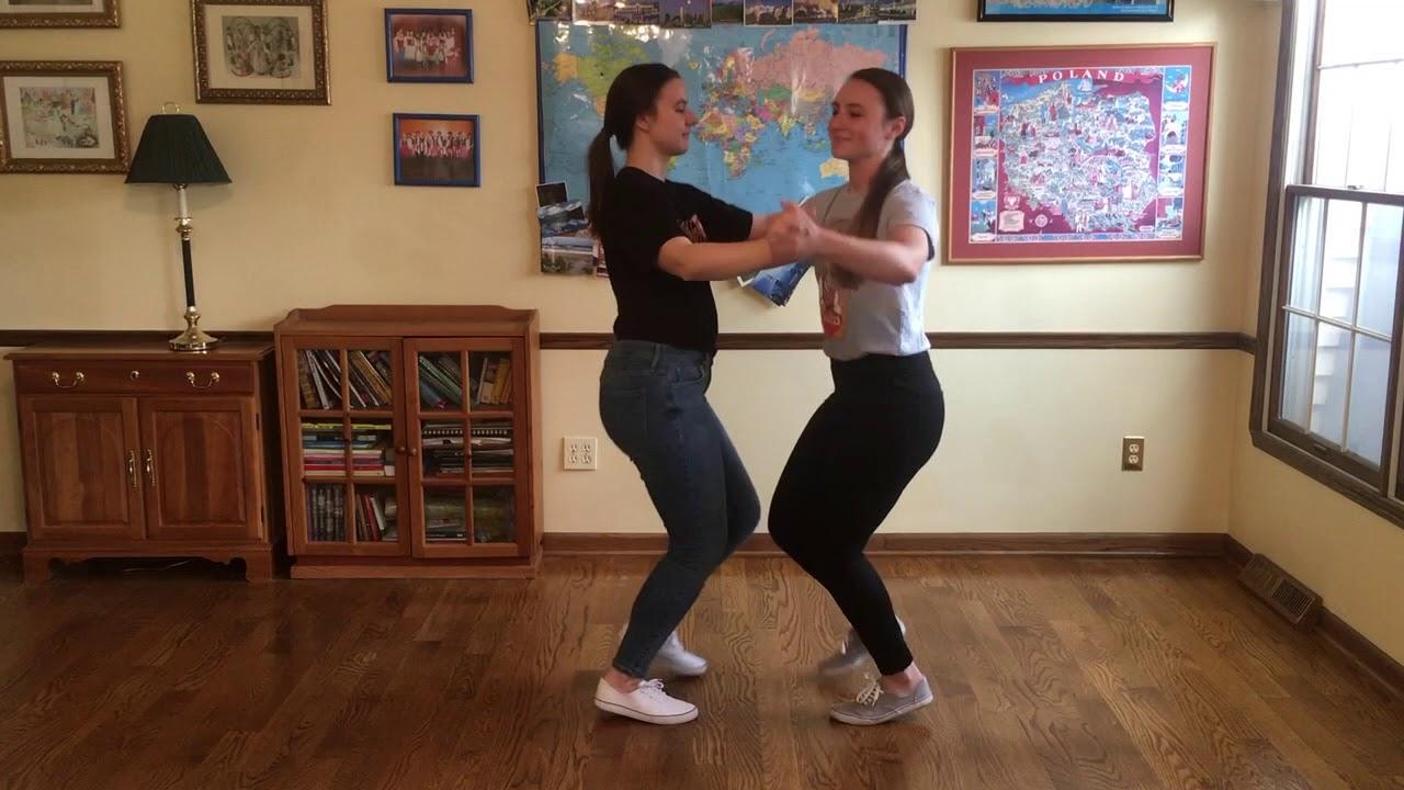 Polka Dance Lesson