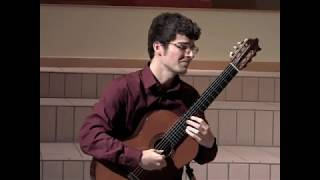 John Oeth performs 'Appassionata' by Ronaldo Miranda