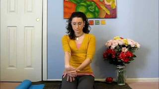 YOGA for the WRISTS- relief from carpal tunnel & wrist pain - LauraGYOGA