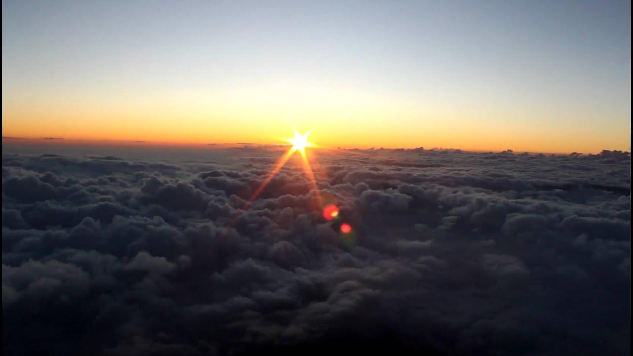 Sunrise On Mt Fuji Japan  Goraiko YouTube