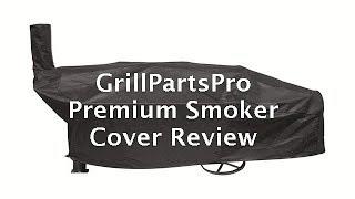 GrillPartsPro Premium Trailmaster Cover
