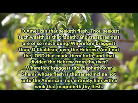 Book of Jachanan Ben Kathryn Chapter 64 aka Book of John the Son of Kathryn
