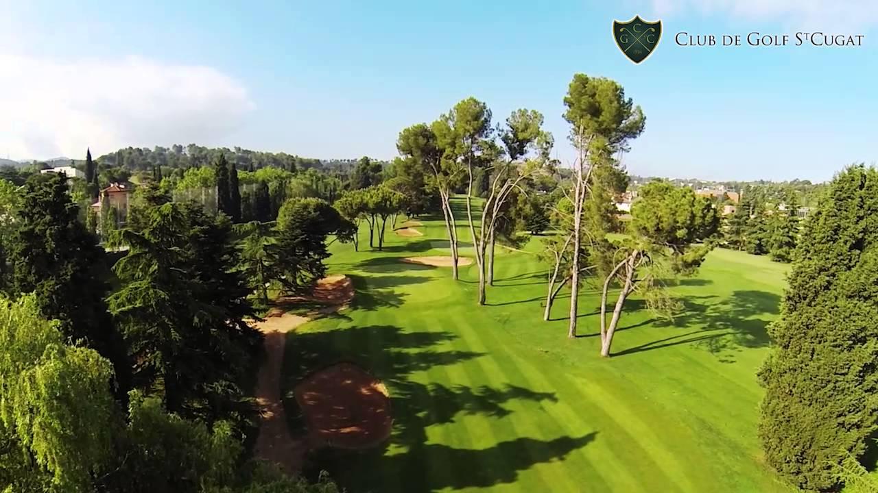 Golf sant cugat barcelona youtube - Placa barcelona sant cugat ...