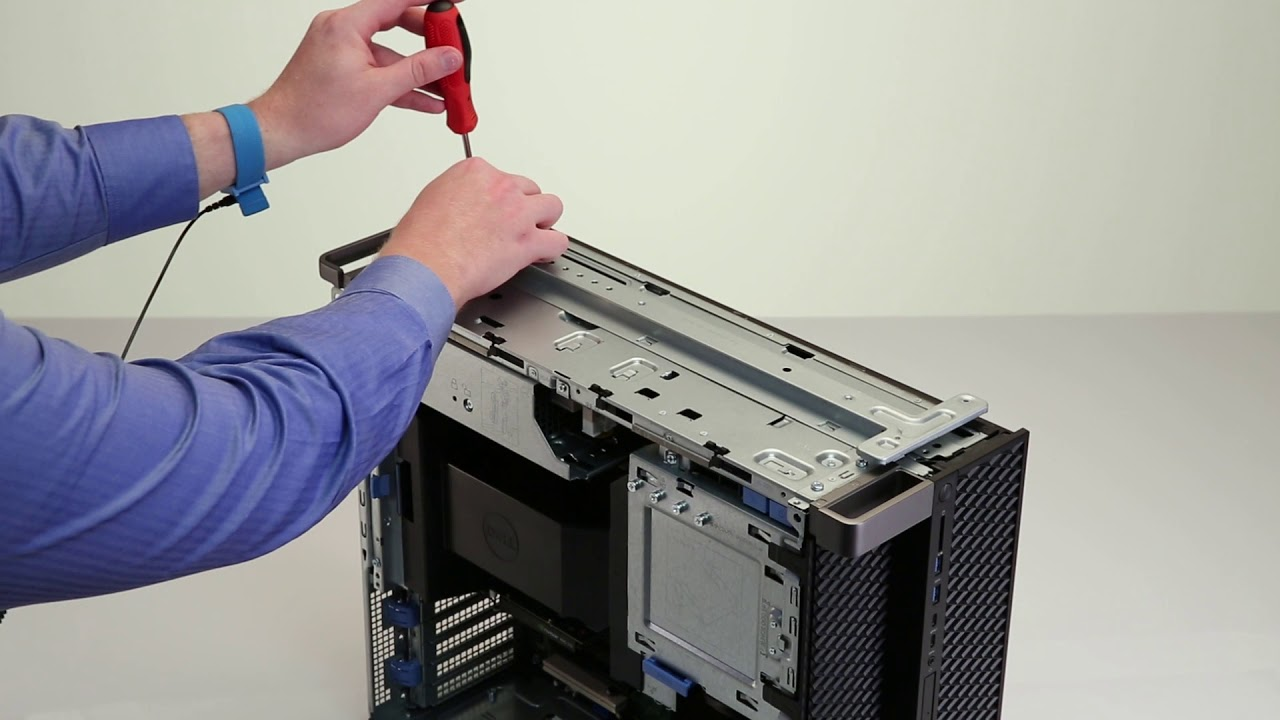 Dell Precision 5820 And 7820 Convert To Rack Mount