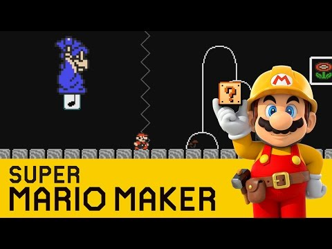 Super Mario Maker - Wondering Wizard