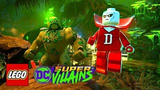 LEGO DC Super-Villains: Justice League Dark Character Pack - New Characters & Screenshots Revealed!