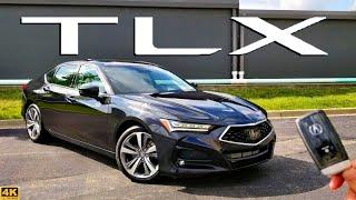 2021 Acura TLX Advance // Acura's Sports Sedan COMPLETELY REBORN!