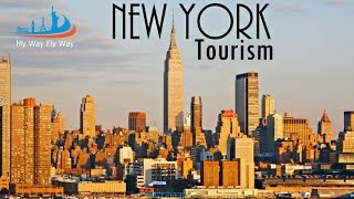Travel to New York City | Internationl Tour Package by Mywayflyway