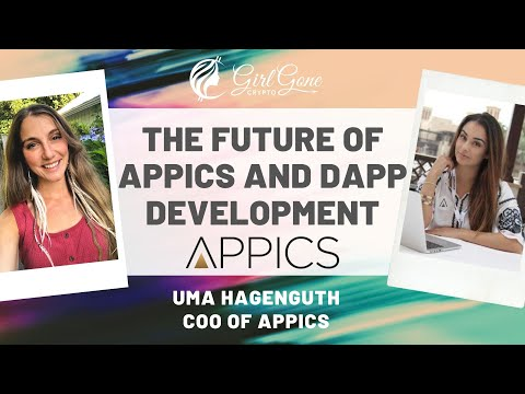 APPICS moves to the Telos Blockchain with Uma Hagenguth of APPICS