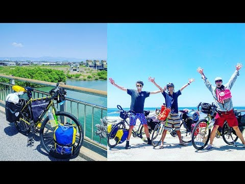 Traveling Japan By Bicycle (complete vlogumentary) 🚲🇯🇵✌️