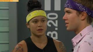 BB20 Will Tyler use the veto Big Brother
