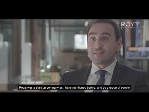 What makes Royal Financials a leading financial firm in Lebanon