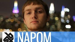 NAPOM  |  Double American Beatbox Champion