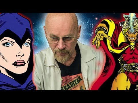 NEW Character In AVENGERS 4!! - Jim Starlin Character To Appear