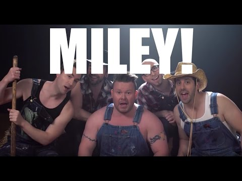 VoicePlay  1 Minute Musicals: Miley Cyrus  Maker Studios SPARK