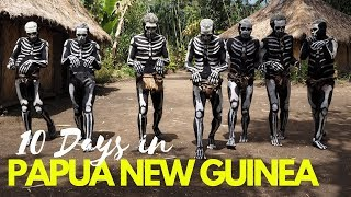 10 Days in Papua New Guinea: What to DO!
