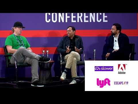 ESCAPE Conference 2019: Scaling Multi-Cloud -- w/ Mike Haro (Slower.ai), Richard Steck, Arup Malakar