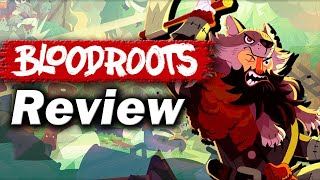 Bloodroots Review | Nintendo Switch, PS4, PC (Video Game Video Review)