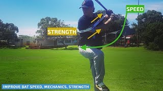 Power Batting Aids •  Baseball Training Aids • Laser Power Swing Trainer